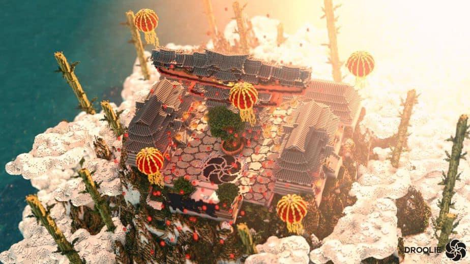 Minecraft Network Hub