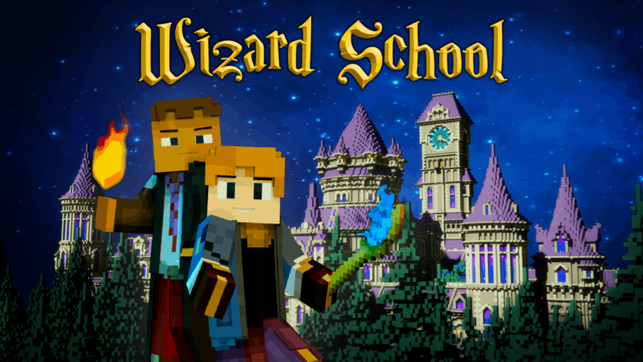Wizard School Roleplay