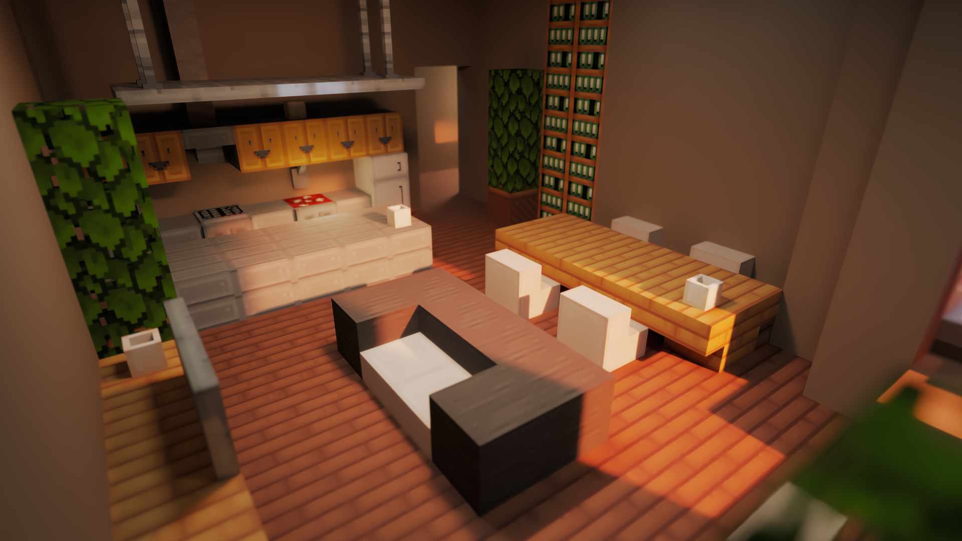 Interior Render - 7 -Appartment 1