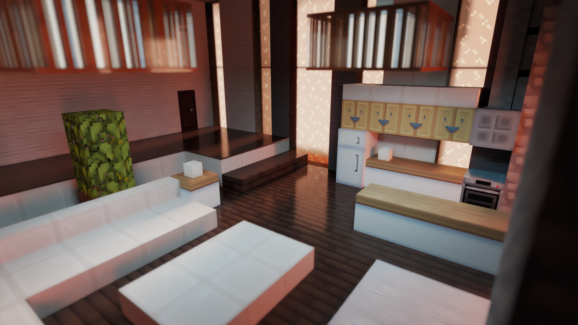 Interior Render - 8 -Appartment 2