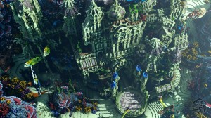 Minecraft Build World Download Everbloom Studios screenshot 1