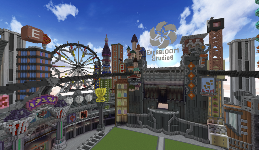 Minecraft Build World Download Everbloom Studios screenshot 5