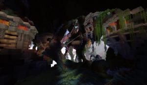 Minecraft Build World Download Everbloom Studios screenshot 12 Jungle Art