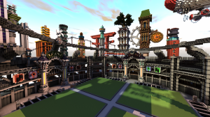 Minecraft Build World Download Everbloom Studios screenshot 3