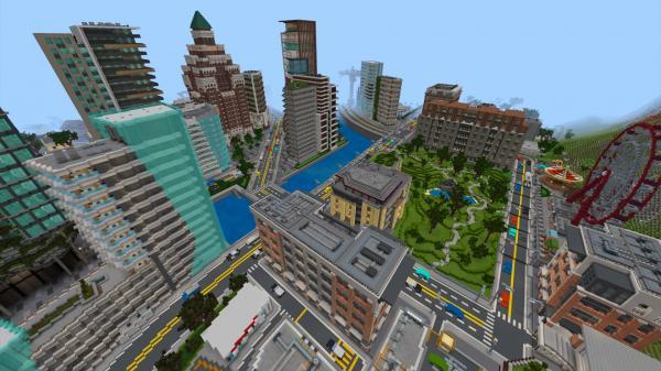 City Mash-Up MarketingScreenshot 0