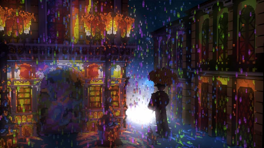 Minecraft Build World Download Everbloom Studios screenshot 1 Art Painting Inspiration