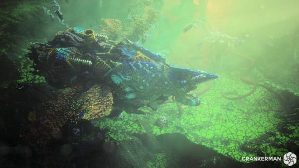 Minecraft Build World Download Everbloom Studios screenshot 6 Wings Ship Art  Torpedo